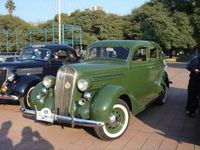 1936 Plymouth P2 Sedan