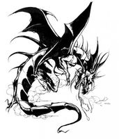 Black dragons