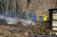 2009 brush fire cty 5