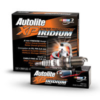 Bujías Autolite Iridium XP