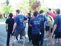 Konditionslauf 2008