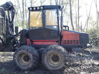 Forwarder VALMET