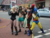 London Film and Comic Con 2014 Teil 2