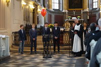 <b>Konfirmation 2016<br><i>in der Nikolaikirche</i></b>