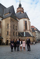 <b>Konfirmation 2017<br><i>in der Nikolaikirche</i></b>