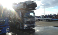 Mercedes Actros MP4 - 3