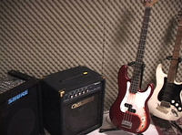 Amps and Guitars