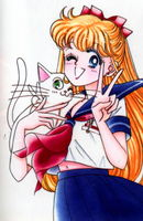 Sailor V - colour 01