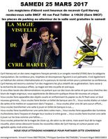 201701 25 MARS 2017 CONFERENCE DE CYRIL HARVEY