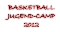 Basketball Jugend-Camp 2012