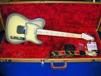 Fender Telecaster Antigua Japan limited Edition 2004