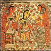Mithila Art/Painting