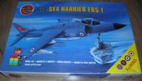 SEA HARRIER FRS-1 - Airfix skala 1:24