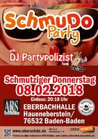 08.02.2018 Narrenbaum stellen in Ottenau, danach Schmudo-Party in Haueneberstein