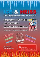 03.11.2018 ICE & HEISS Party in Ottenau