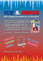 09.11.2019 Ice & Heiss Party in Ottenau