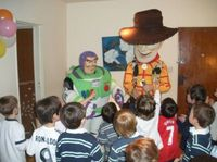 Toy Story: Woody y Buzz