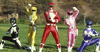 01-03. Power Rangers