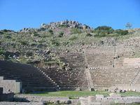 ayancik antik tiyatro