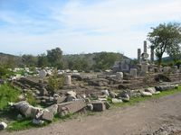 Ayancık Resimleri apollo Tapınağı