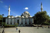 İstanbul Camileri-bayaztcami