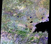 bitlis uydu görüntüsü