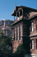 bolu eski ev