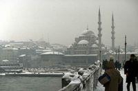 Istanbul Resimleri-galatkopüsü