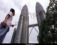 World towers.9