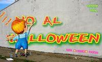 Campaña anti halloween