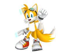 Miles Tails Prower