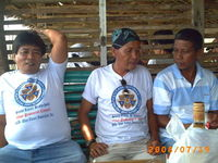 SRB-APC visit Tabaco Community Chapter(June 19, 2008)