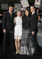 The Host Cast: Breaking Dawn 2 Premiere