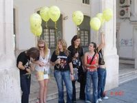 FANS-15.08.2007.- Fan Celebration in Split