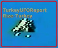 Real UFO Sighting-Rize-Turkey