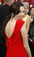 Miley Cyrus @ The Oscars 2008