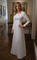 Vestidos de novia santos delos ultimos dias