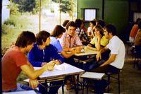 Warsztaty w Rudnie 1979 r.