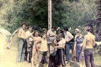 Kram w Myślcu 1980 r.