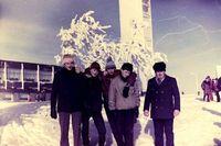 ZPiT 'Warzęgowo' w Oberwizental 1980 r.