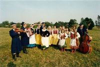 Zdjęcia do kalendarza-wykonał Maciej Szwed 1992 r.