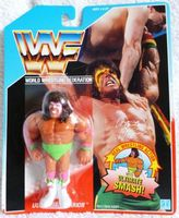 Series 1 (1990): The Ultimate Warrior